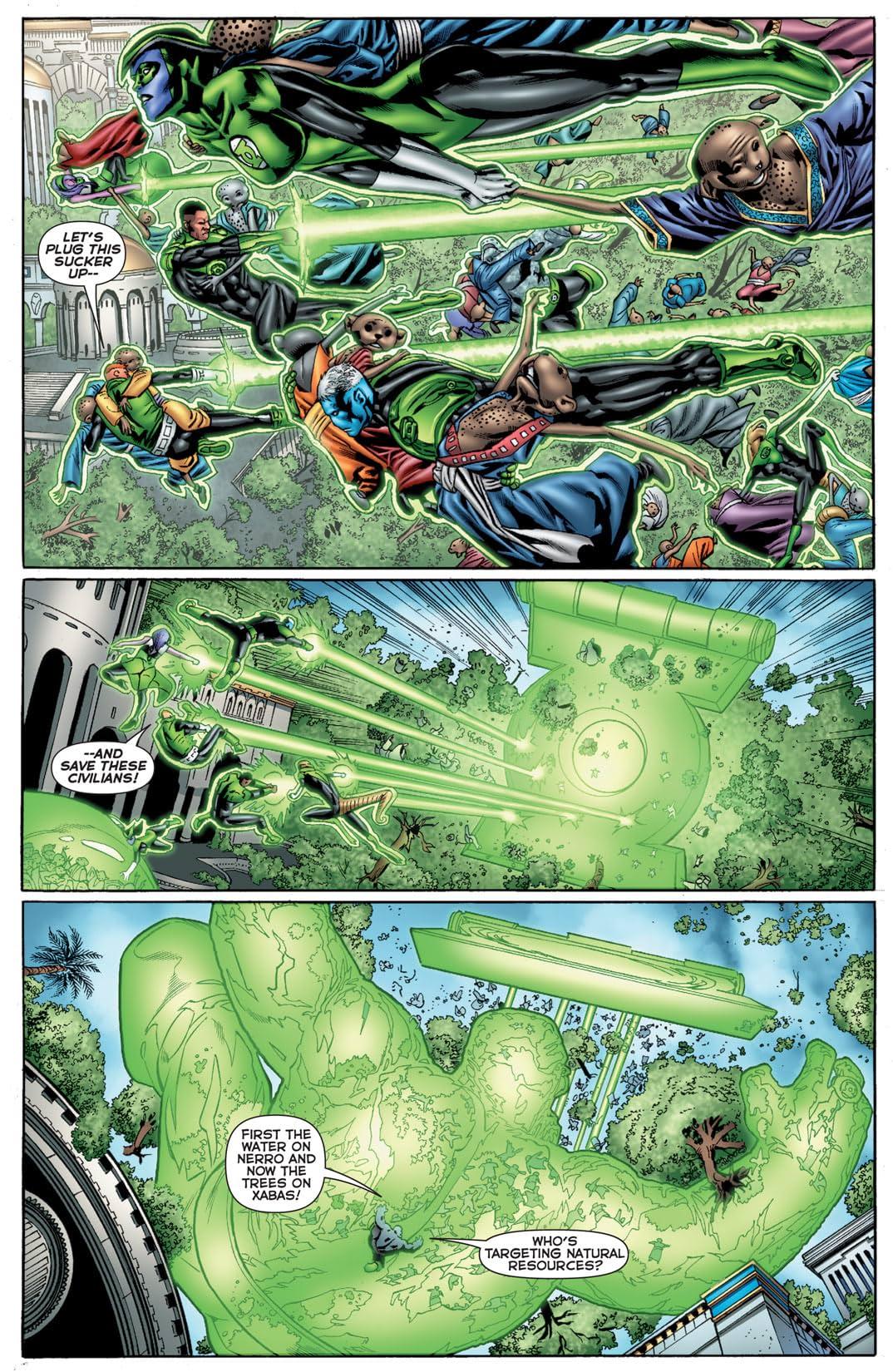 Green Lantern Corps (2011-2015) #2