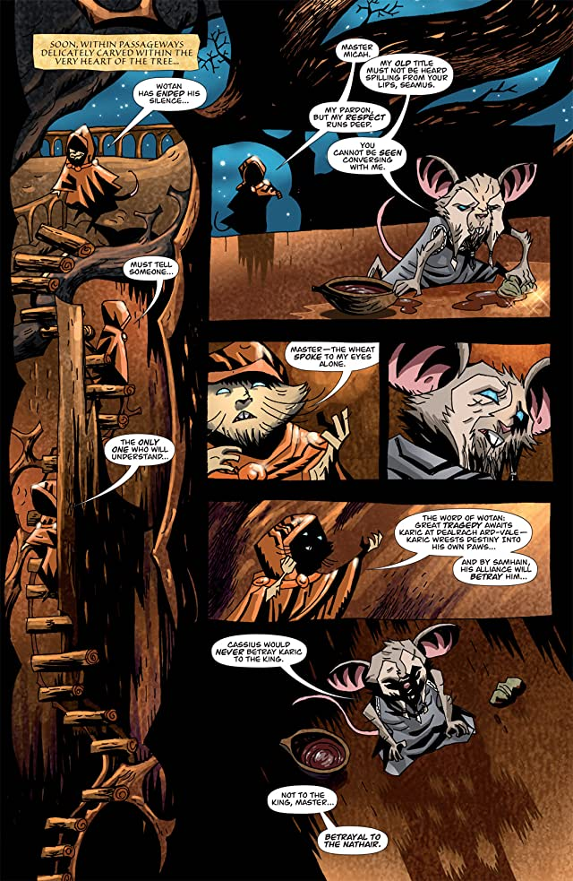 The Mice Templar: Destiny #6