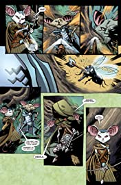 The Mice Templar: Destiny #5