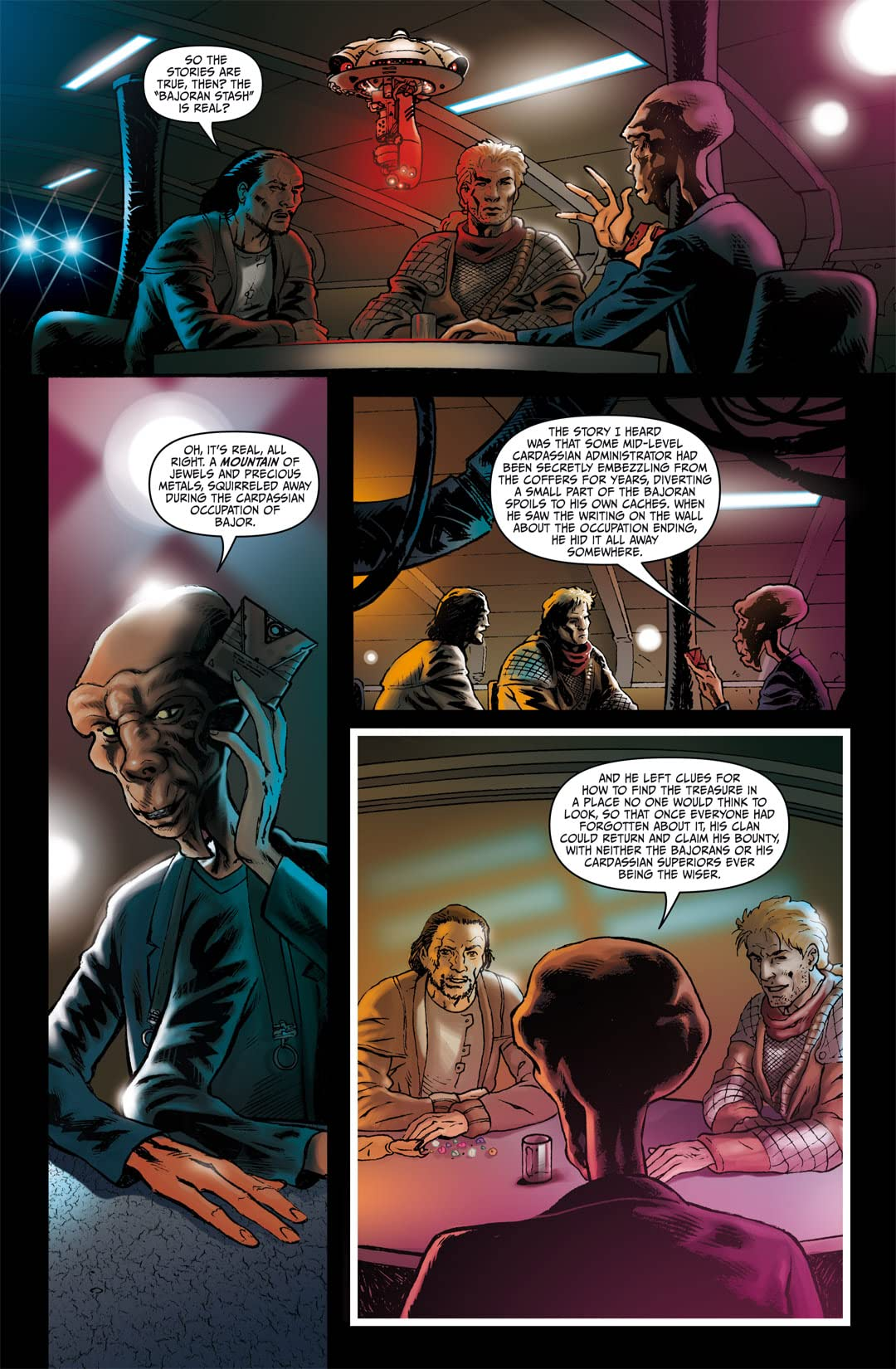 Star Trek: Deep Space Nine #3