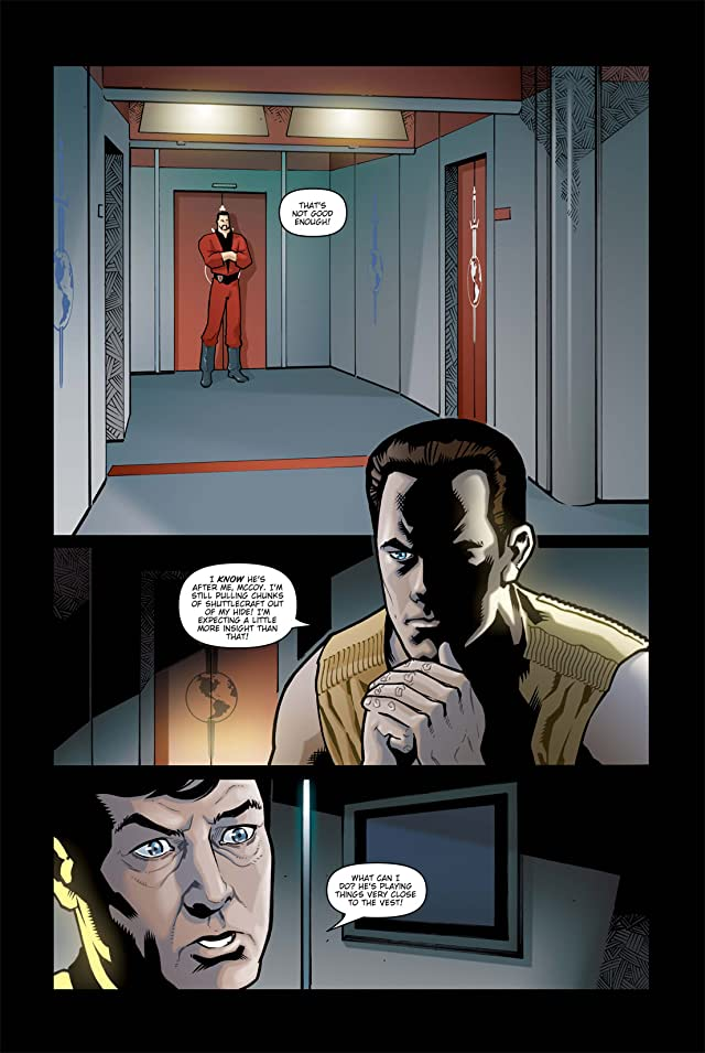 Star Trek: Mirror Images #2