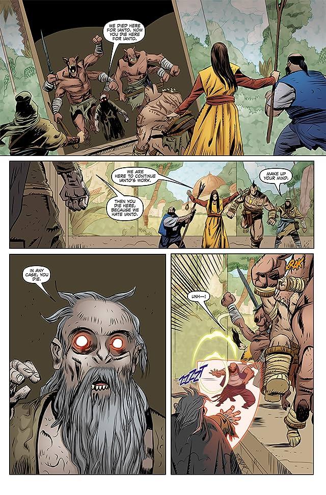 Dungeons & Dragons: Dark Sun #5