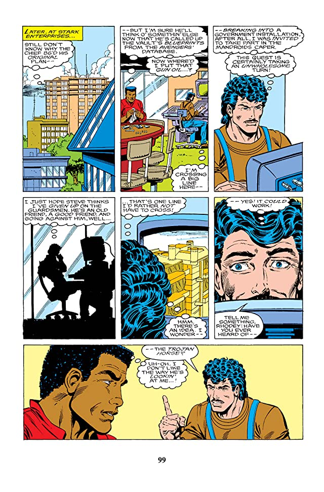 click for super-sized previews of Iron Man (1968-1996) #228