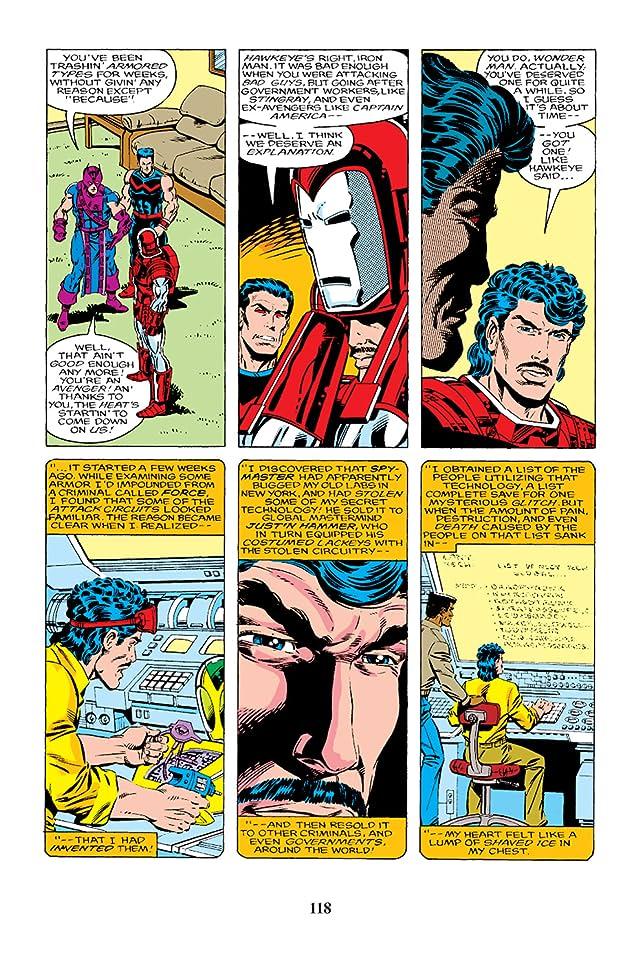 Iron Man (1968-1996) #229