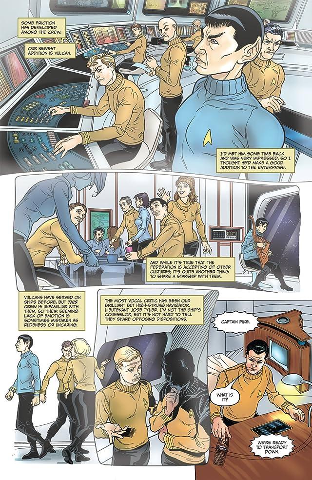 click for super-sized previews of Star Trek: Alien Spotlight - Vulcans