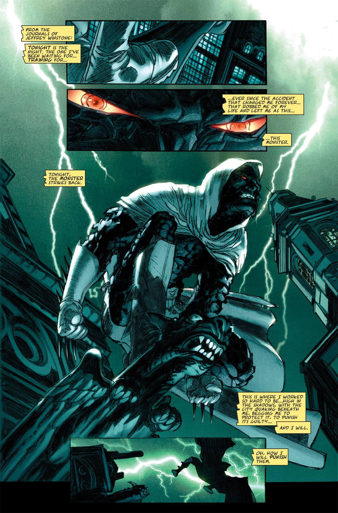 Wolverine: Weapon X #11