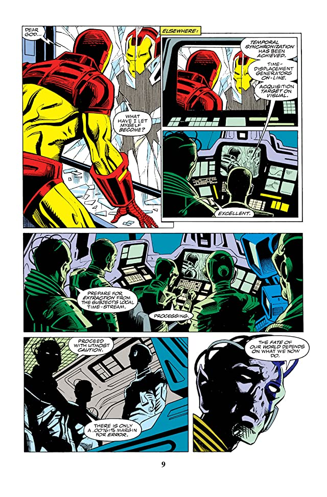 click for super-sized previews of Iron Man (1968-1996) #280