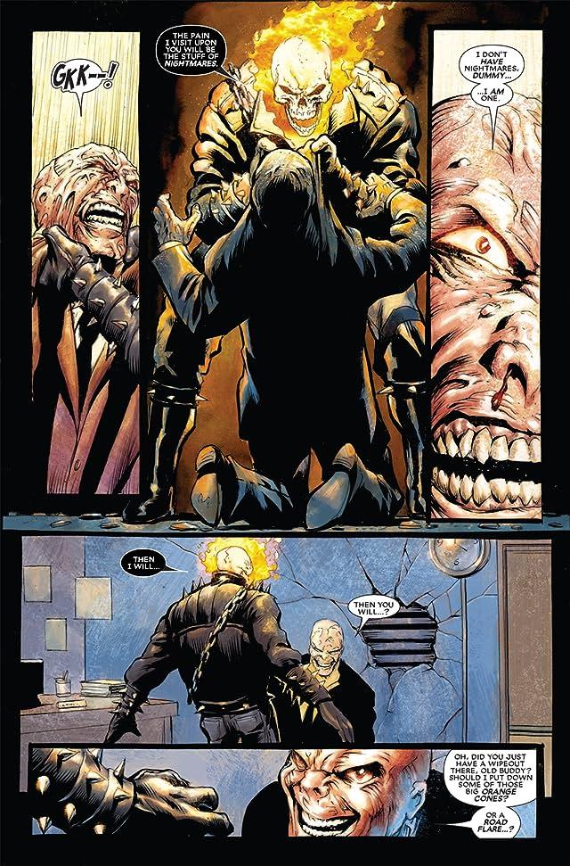 Ghost Rider (2006-2009) #16
