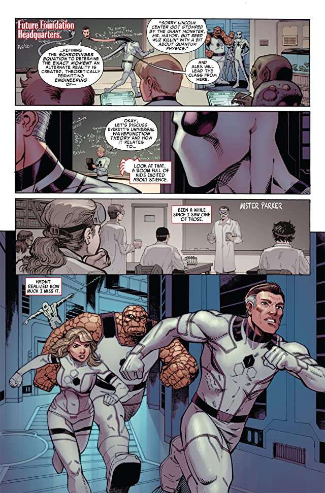 click for super-sized previews of Amazing Spider-Man (1999-2013) #661