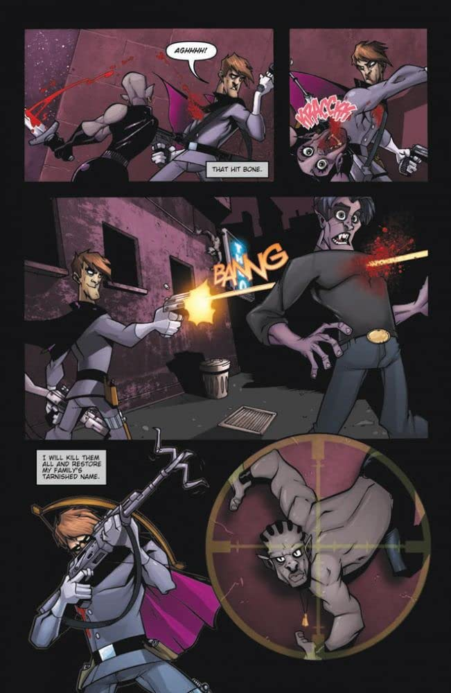 Preview: Vitriol the Hunter #1 – Page 4