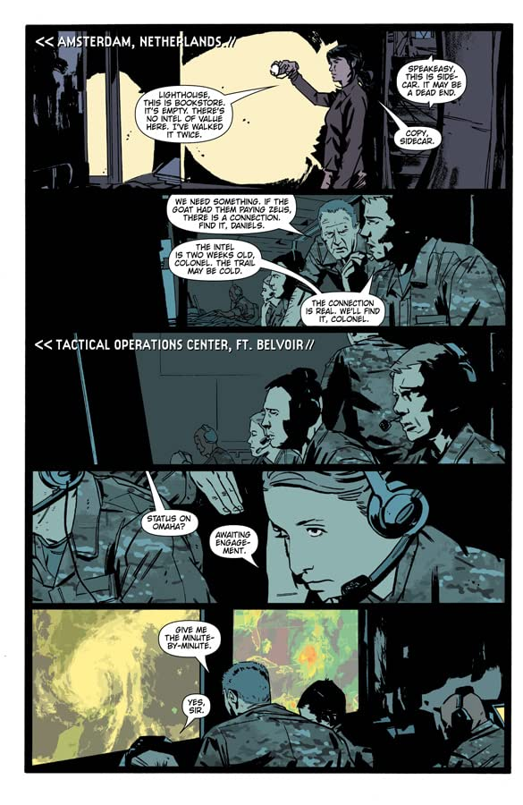 Preview: The Activity #14 – Page 1