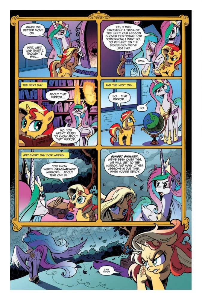 Preview: My Little Pony 2013 #1 – Page 4