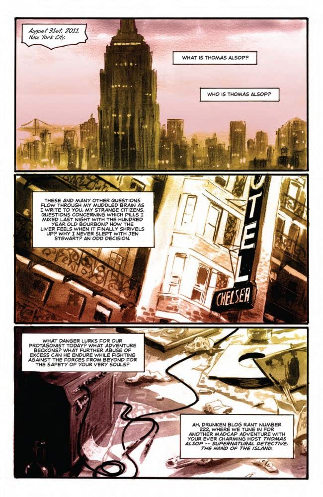 Preview: Thomas Alsop #1 – Page 1