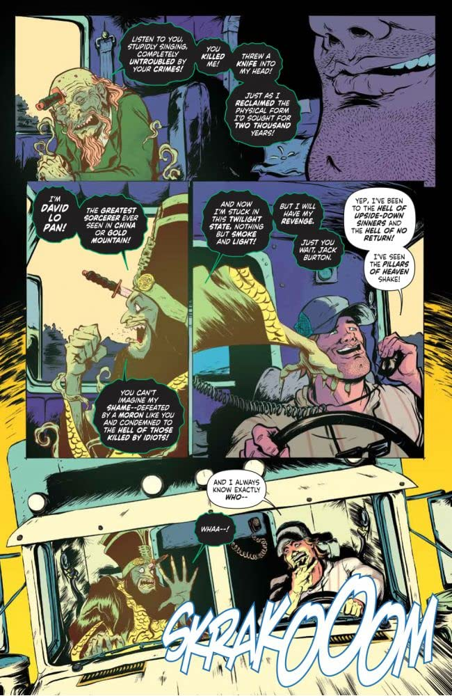 Preview: Big Trouble In Little China & Escape From New York – Page 2