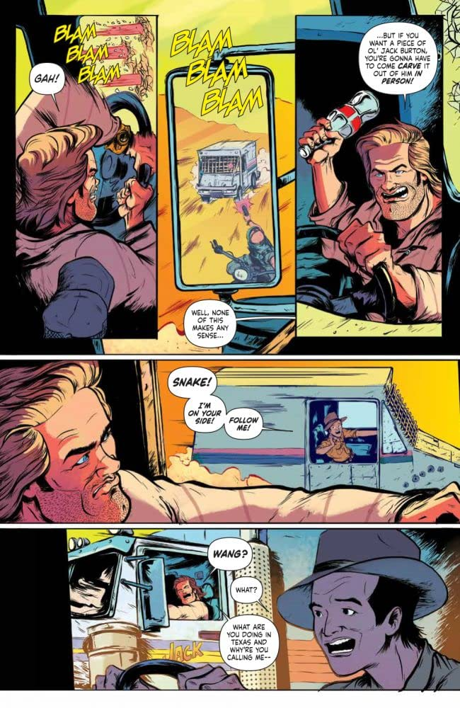 Preview: Big Trouble In Little China & Escape From New York – Page 5