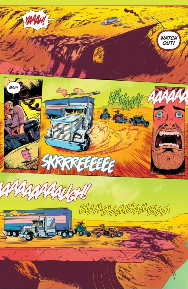 Preview: Big Trouble In Little China & Escape From New York – Page 7
