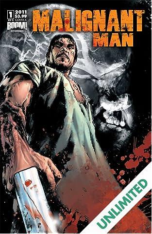 Malignant Man #1 (of 4)
