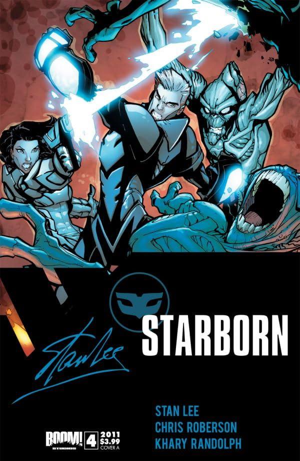 Stan Lee's Starborn #4