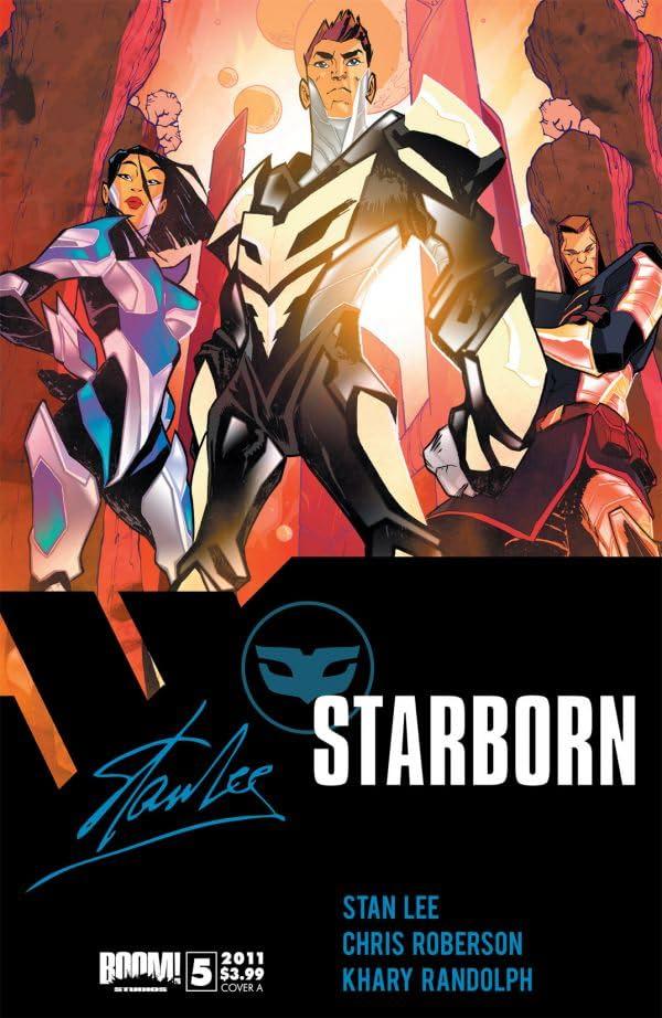 Stan Lee's Starborn #5