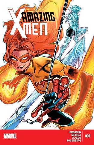 Amazing X-Men (2013-) #7