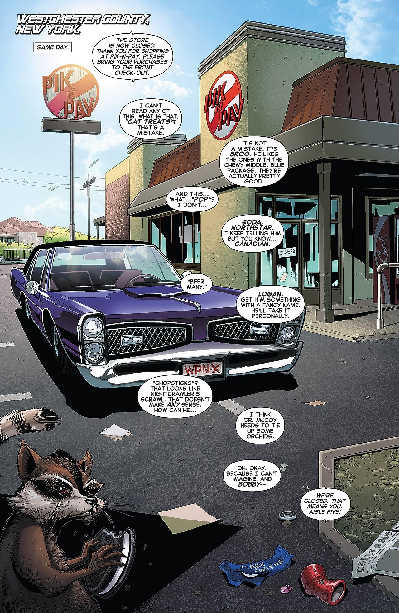 Amazing X-Men (2013-2015) #7