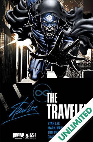 Stan Lee's The Traveler #5