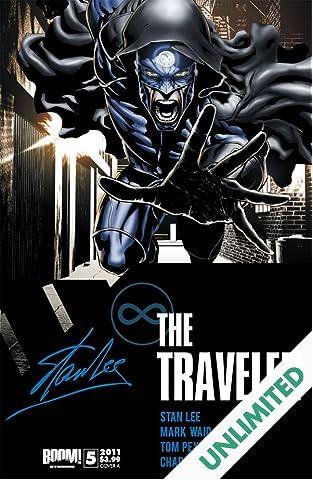 Stan Lee's The Traveler #5