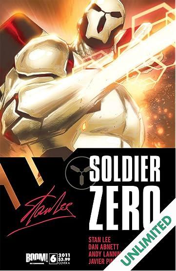 Stan Lee's Soldier Zero #6