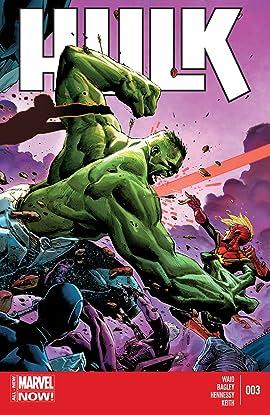 Hulk (2014-2015) #3