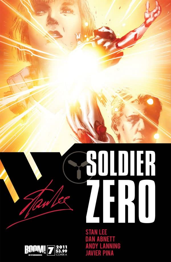 Stan Lee's Soldier Zero #7