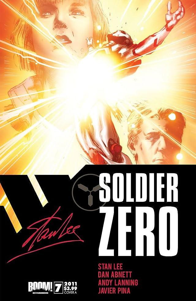 Stan Lee's Soldier Zero #7