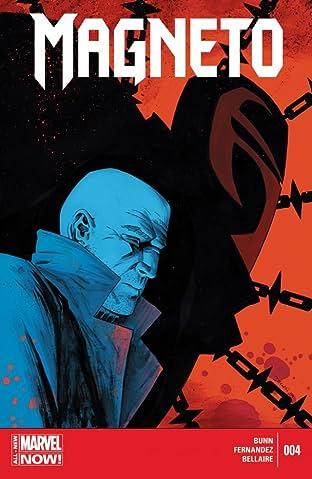 Magneto (2014-2015) #4
