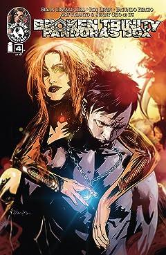 Broken Trinity: Pandora's Box #4 (of 6)