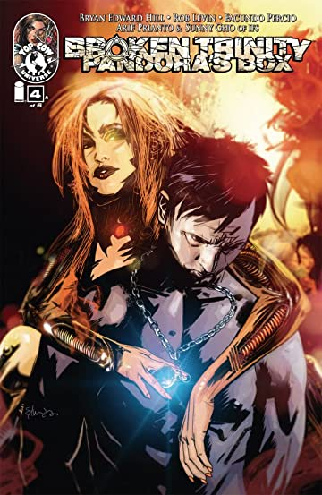 Broken Trinity: Pandora's Box #4 (of 6)