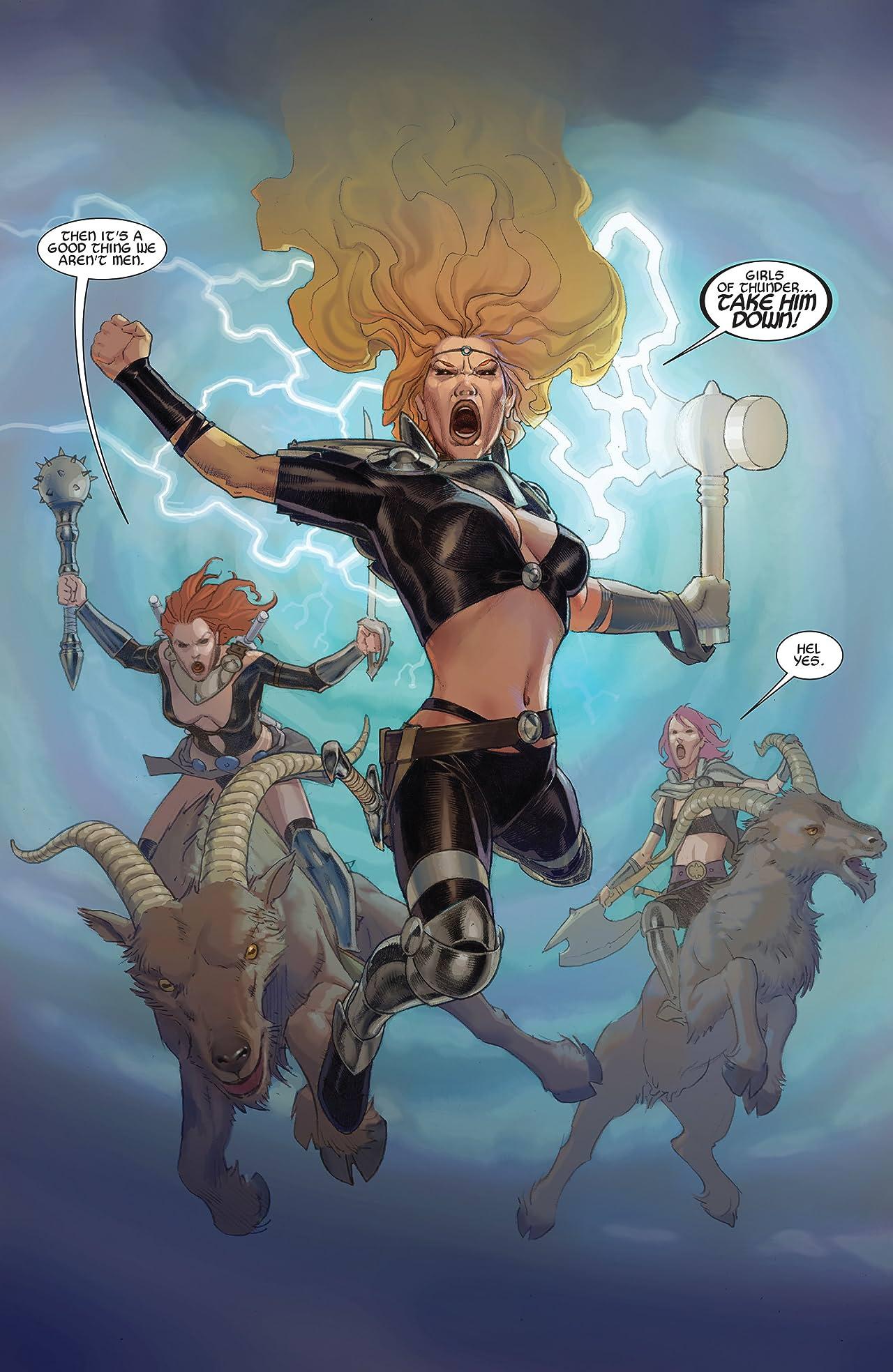 Thor: God of Thunder No.22