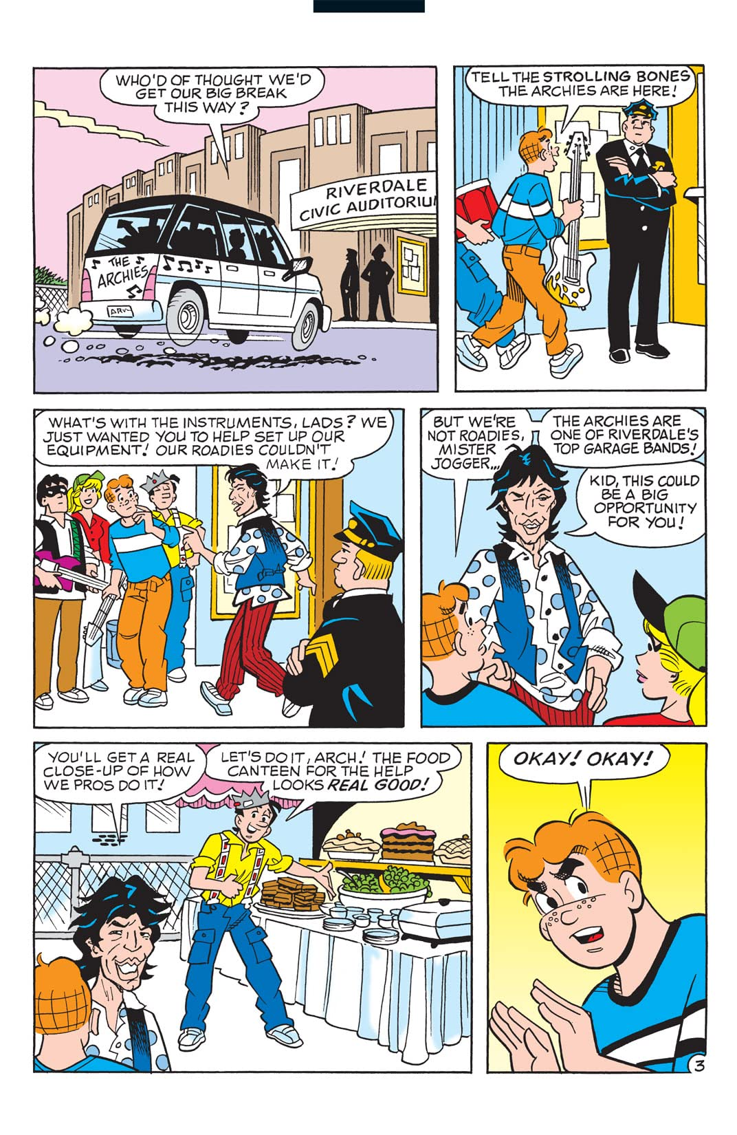 Archie & Friends #96