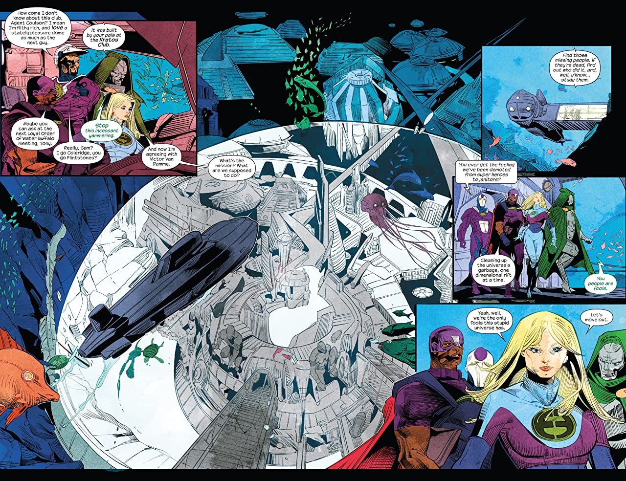 Ultimate FF (2014) #2