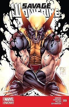 Savage Wolverine #19