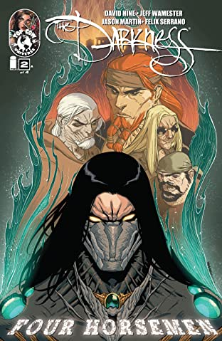 The Darkness: Four Horsemen #2 (of 4)