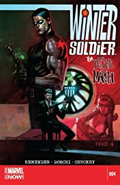 Winter Soldier: The Bitter March #4 (of 5)