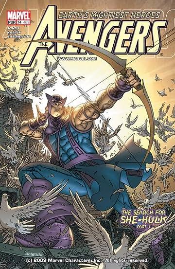 Avengers (1998-2004) #74