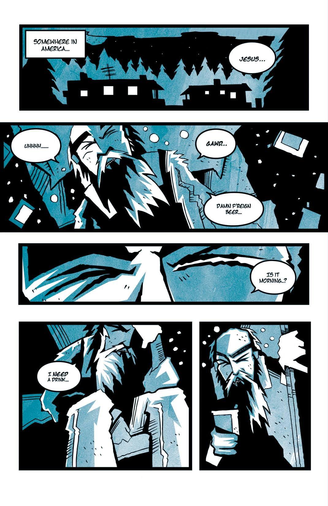 Byron: Die, Byron! Die! #2