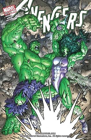 Avengers (1998-2004) #75