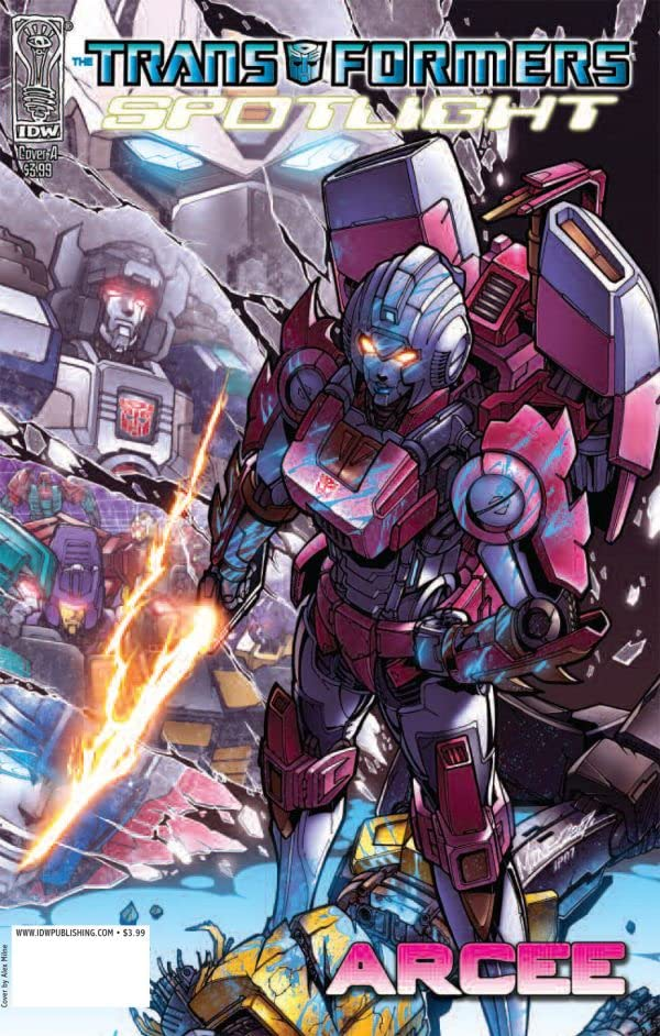 Transformers: Spotlight - Arcee
