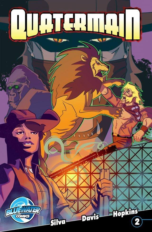 Quatermain #2: Ghost of the Nzadi