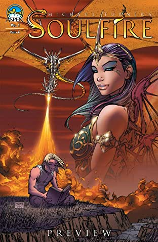 Soulfire Tome 1 No.Preview