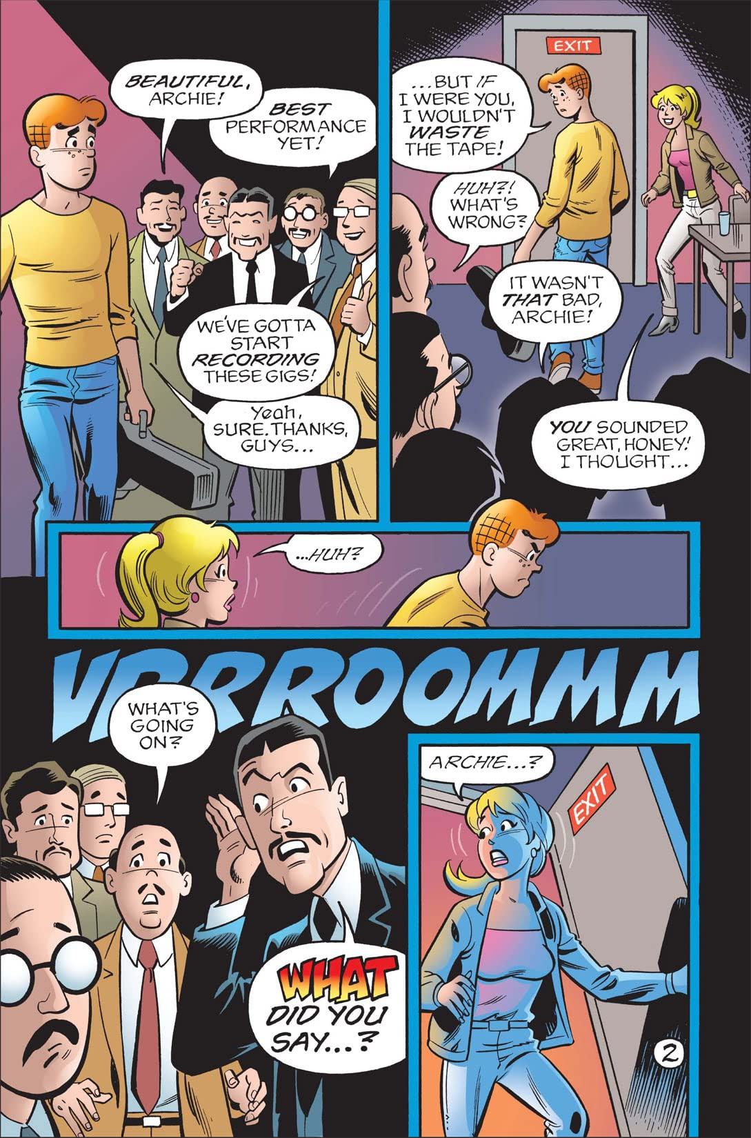 Archie Marries Betty #2