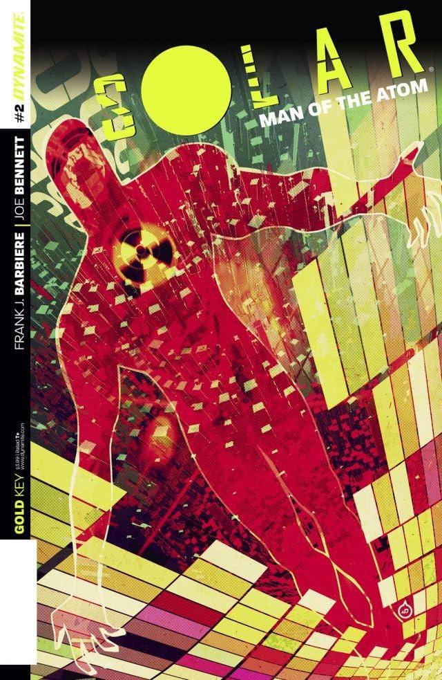 Solar: Man Of The Atom #2: Digital Exclusive Edition