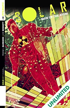 Solar: Man Of The Atom #2: Digital Exclusive Edition