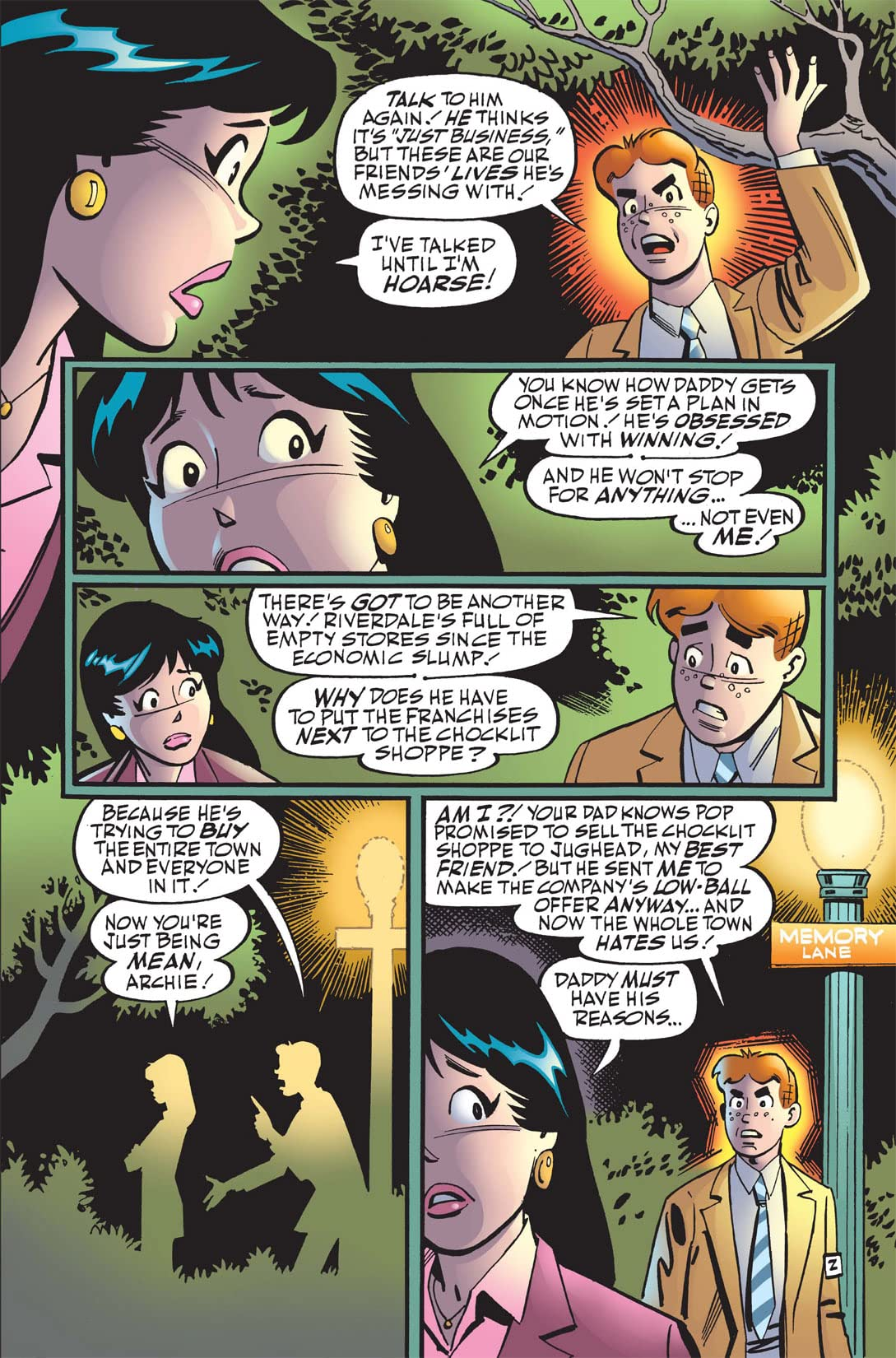 Archie Marries Veronica #2